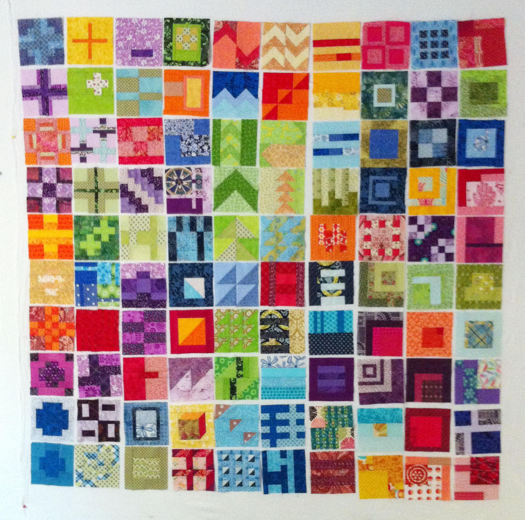 Tula Pink City Sampler Sew-Along   Quilting Rainbows : quilt city - Adamdwight.com