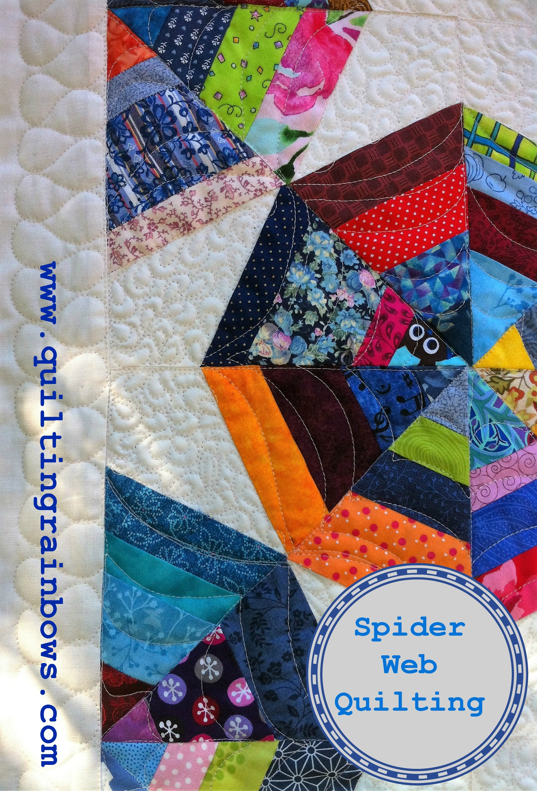 spider-web-and-paisly-quilting